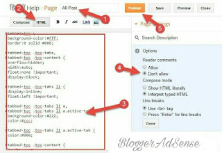 Adding-html-sitemap-in-blogger
