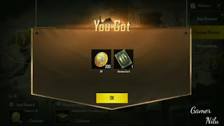 How to get rename card in pubg