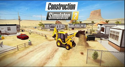 Construction Simulator 2 Apk + Mod + Data free on Android