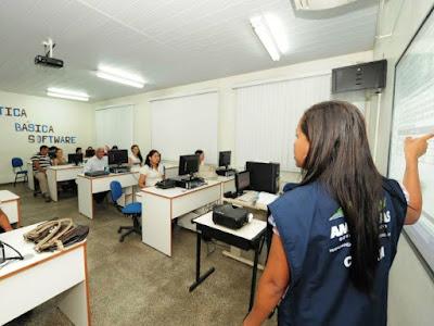 Mais de 4 mil vagas em cursos técnicos para Recife