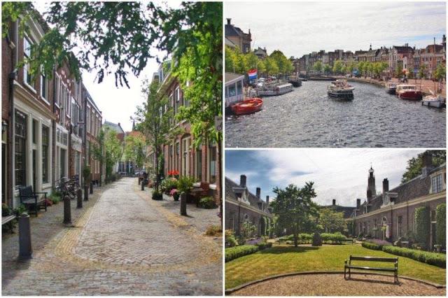 Callecita en Haarlem, Canal, Hofjes en Haarlem