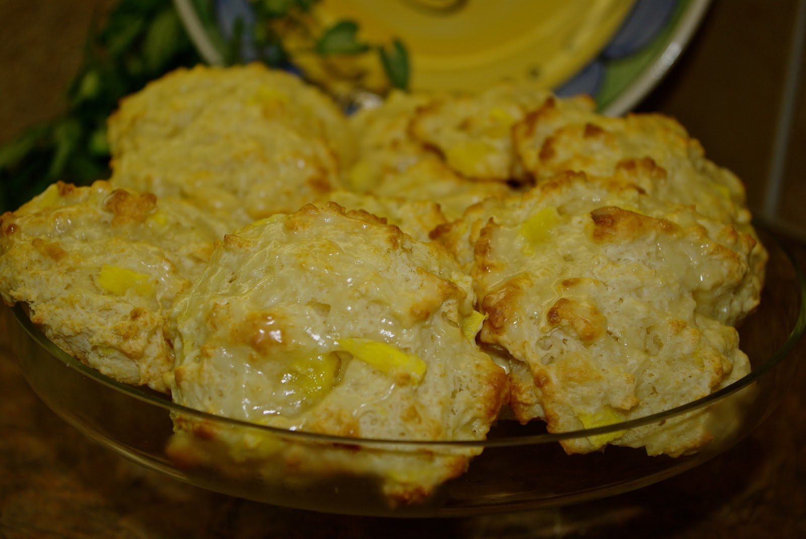 Mennonite Girls Can Cook: Coconut Mango Scones