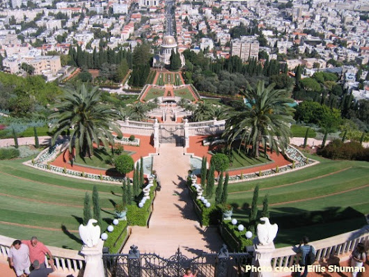 The Magnificent Bahá'í Gardens of Akko, Israel