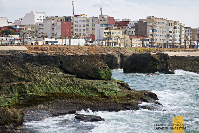 Rabat Three Day Itinerary Seaside Cliff