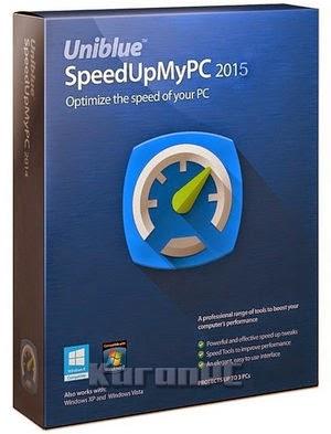 Uniblue SpeedUpMyPC 2015 6.0.8.0 Key