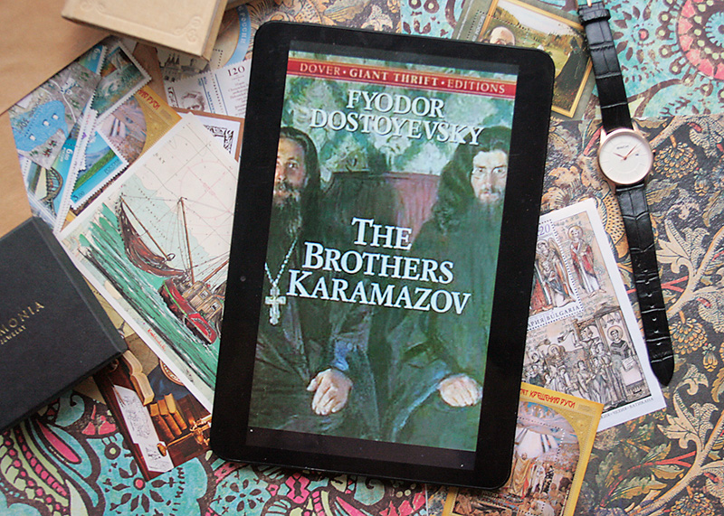 Братья Карамазовы отзыв о книге