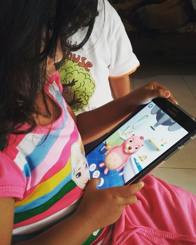 REVIEW: KIDS MODE APPS ON SAMSUNG GALAXY TAB A 7.0 (2016)