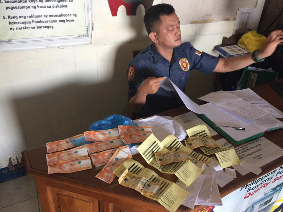 Cops nab vote buyer in Leyte