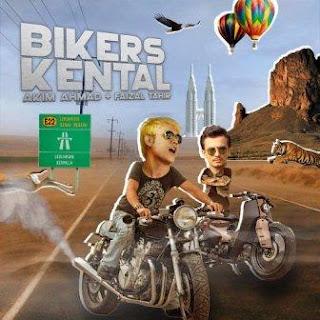 Akim Ahmad & Faizal Tahir - Bikers Kental