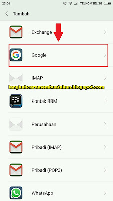 Cara Daftar Email Gmail Baru di Hp Android (5 menit selesai)