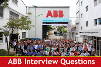 ABB Interview Questions