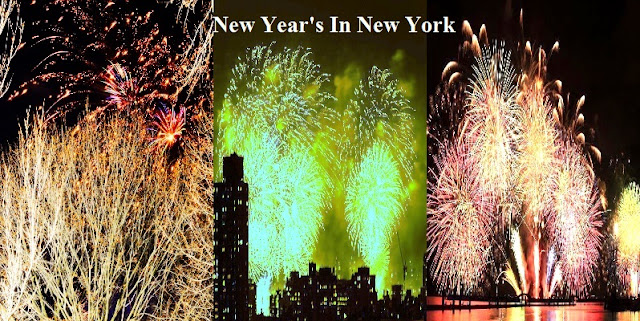 New Years Events in New York, Happy New Year