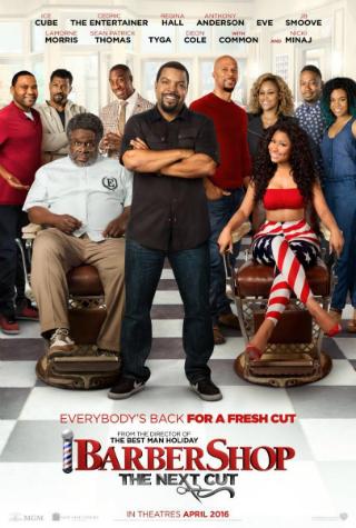 Barbershop: The Next Cut [2016] [DVDR] [NTSC] [Latino]