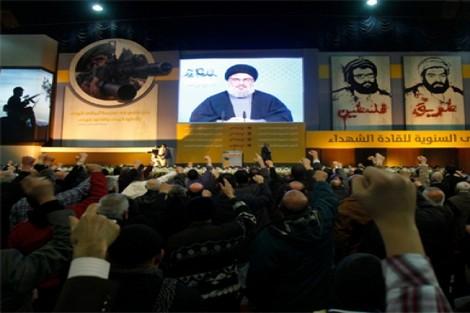 الجهوية24 - نصر الله: مقدسات المسلمين أمام وعد بلفور ثانٍ
