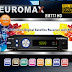 Euromax HD Receivers Update Firmware/Software