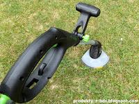 Teleskopowa elektryczna podkaszarka do trawy Niteo Tools z Biedronki Vershold