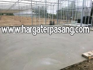 Jasa trowel lantai beton mas wulung spesialis trowel lantai beton mengkilap