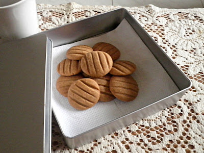 Coffee Biscuits Recipe  @ treatntrick.blogspot.com