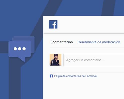 moderar comentarios facebook en mi web