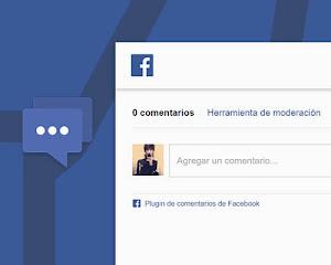 Moderación para plugin de comentarios de facebook