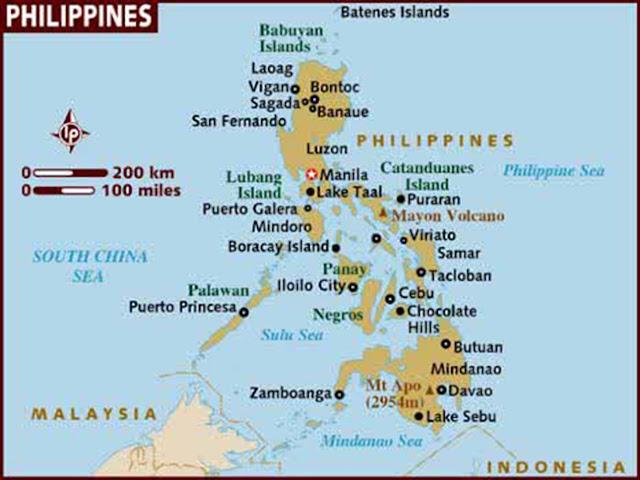 Filipina Ternyata Dulu Negri Muslim, Ibu Kota Manila Itu Aslinya Adalah Fii Amanillah, Namun Kini Berubah Karena Dipimpin Oleh Orang Kafir