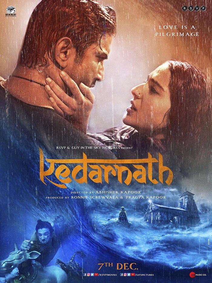 1080p Movies: Kedarnath Movie Official Theatrical Trailer