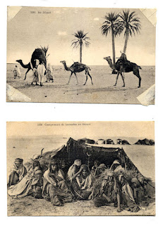 Post cards North Africa 1943 WW2