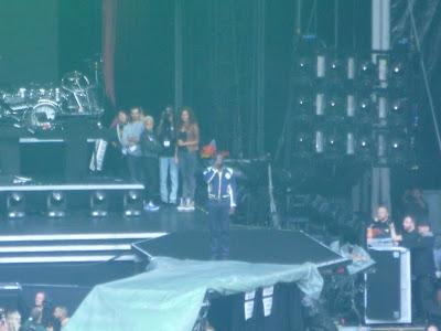 Madonna en concert au Stade de France