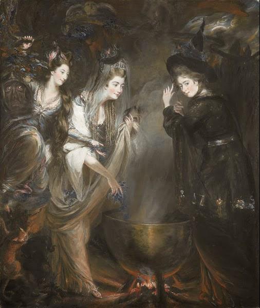 macbeth three witches - photo #12