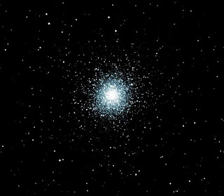 Image of M13 - Globular Cluster in Hercules Image by Michael Petrasko