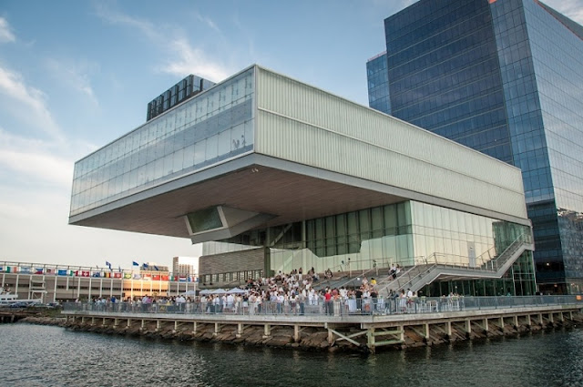 Institute of Contemporary Art em Boston