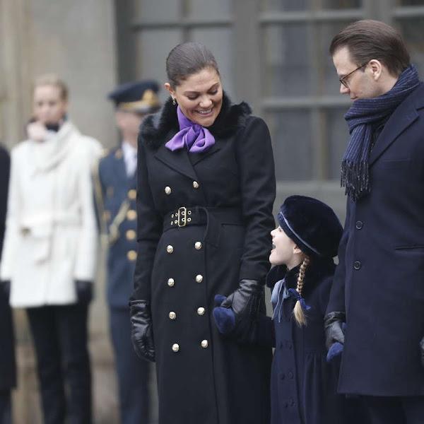 Aktualizacja: Uroczyste obchody imienin księżniczki Victorii