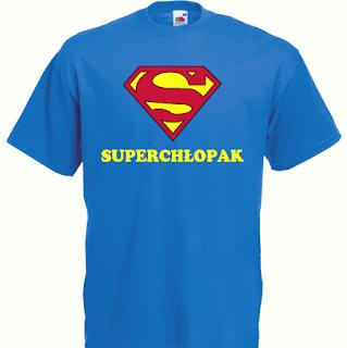 koszulka Superchłopak
