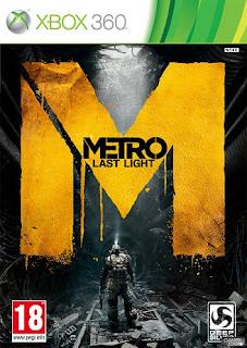 Metro Last Light (XBOX360)