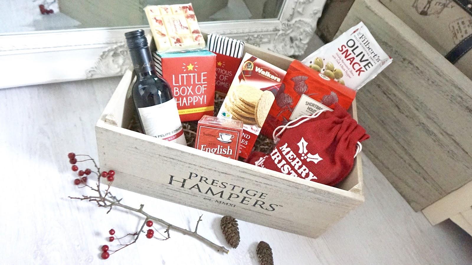 Prestige Luxury Christmas Hampers
