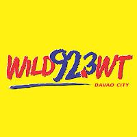 Wild FM Davao DXWT 92.3 Mhz logo