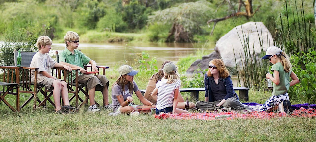 Family Adventurers Safari Tour