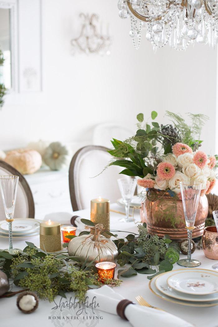 gorgeous table setting ideas