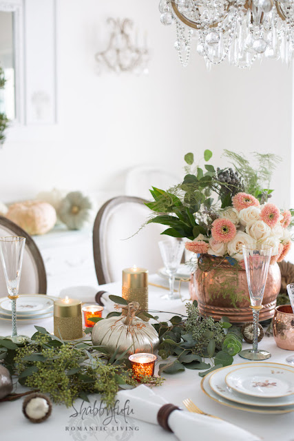 gorgeous table setting ideas