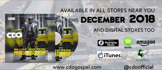 NEW MUSIC: PRAISE BUS-STOP - Medley 2 by CDO