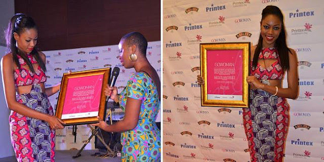 yvonne nelson honourary award