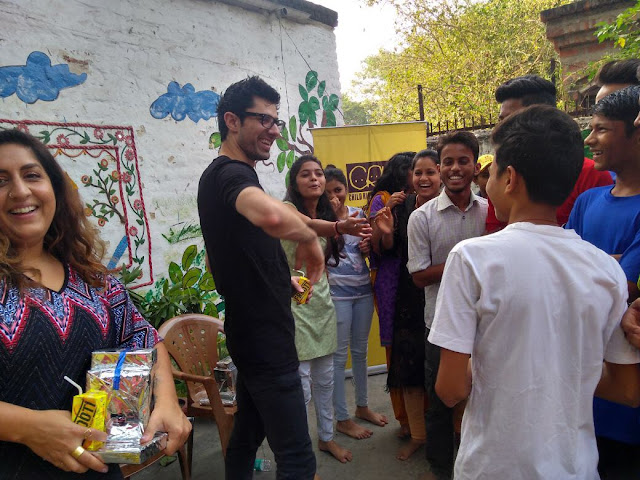 Indian American DJ KSHMR visits SWATI