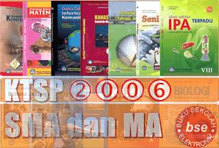 Kumpulan Buku Paket Kurikulum KTSP 2006 untuk SMP/MTs Lengkap