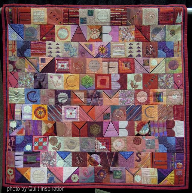 Quilt Inspiration: Modern Quilt Month 2017 #3 : historical quilts - Adamdwight.com