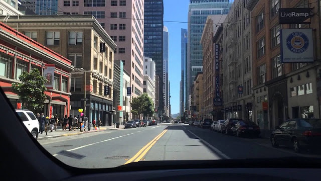 Dirigir em San Francisco