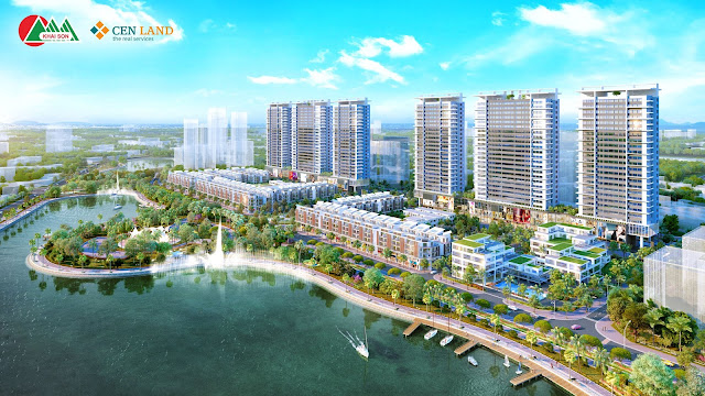Cảnh quan Khai Sơn City