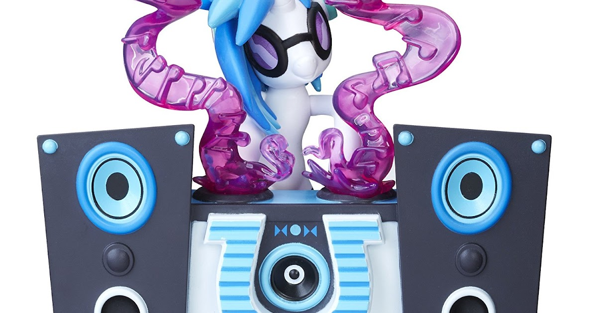 Dj Pon 3 Guardians Of Harmony Fan Series Spotted On Amazon