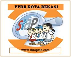 Penerimaan Peserta Didik Baru Online Kota Bekasi Pendaftaran PPDB Kota Bekasi 2019/2020