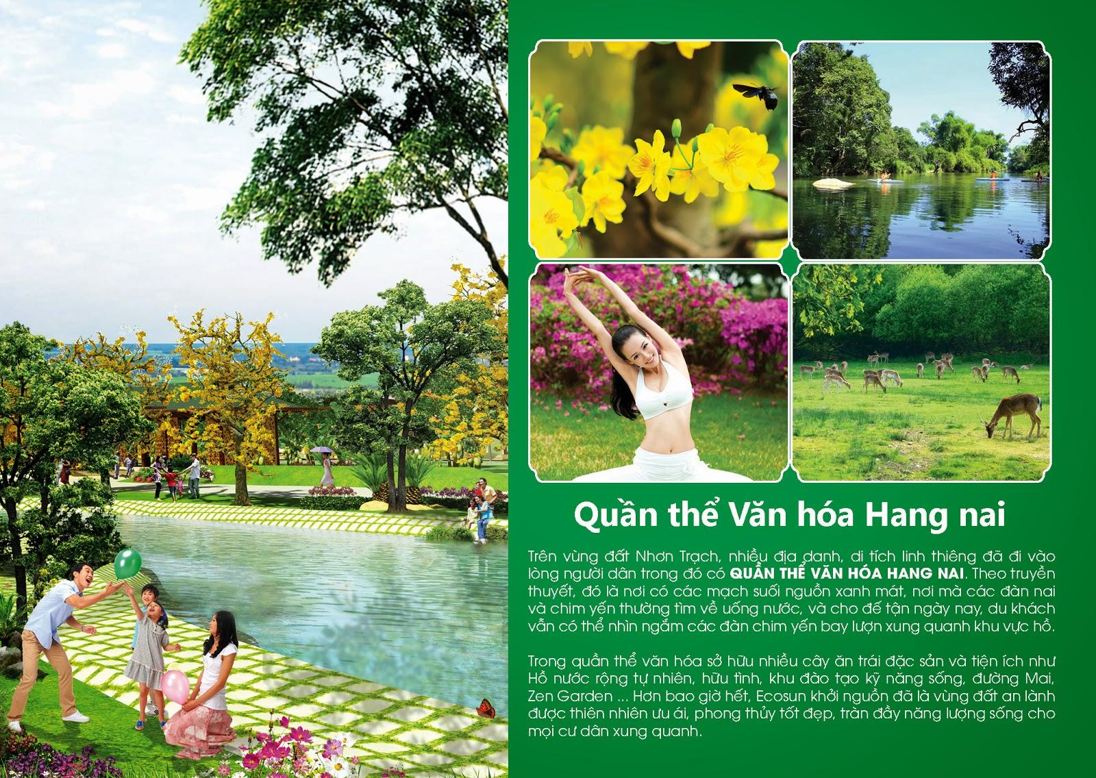Quần thể văn hoá Hang Nai Nhơn Trạch Đồng Nai