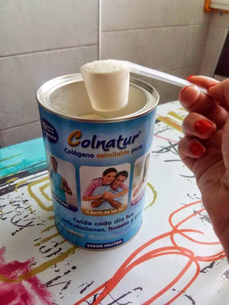 colageno hidrolizado asimilable colnatur